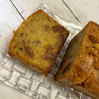 いちぢくとクルミのケーキ(菓子/デザート)