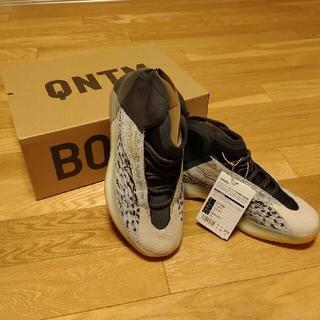 アディダス(adidas)のadidas YZY QNTM 27cm 新品未使用(スニーカー)