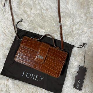 フォクシー(FOXEY)の最終お値下げ Foxey ♡ ウォレットバッグ(ショルダーバッグ)