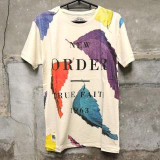 ウォーンバイ(Worn By)のNew Order Tシャツ(Tシャツ/カットソー(半袖/袖なし))