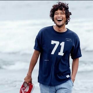 ベイフロー(BAYFLOW)のBAYFLOW × 三浦理志 SURF&NORF ナンバリング S/S TEE(Tシャツ/カットソー(半袖/袖なし))