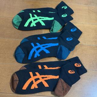アシックス(asics)のアシックスの靴下22-25cm(靴下/タイツ)
