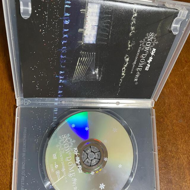 Kis-My-Ft2(キスマイフットツー)のKis-My-Ft2 スノードームの約束 DVD エンタメ/ホビーのタレントグッズ(アイドルグッズ)の商品写真
