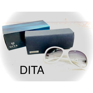 ディータ(DITA)のDITA ディータ pretender サングラス ホワイト(サングラス/メガネ)