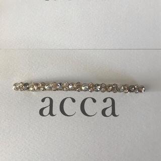 アッカ(acca)のacca アッカ  ベリーバレッタ(バレッタ/ヘアクリップ)