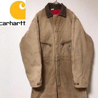カーハート(carhartt)のカーハート アメリカ製 つなぎ(カバーオール)