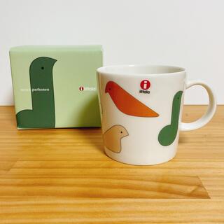 ミナペルホネン(mina perhonen)のミナペルホネン イッタラ コラボマグカップ bird(グラス/カップ)