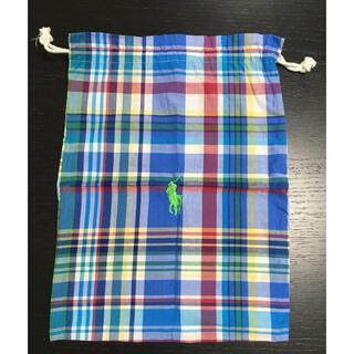 ラルフローレン(Ralph Lauren)のラルフローレン 巾着(ポーチ)