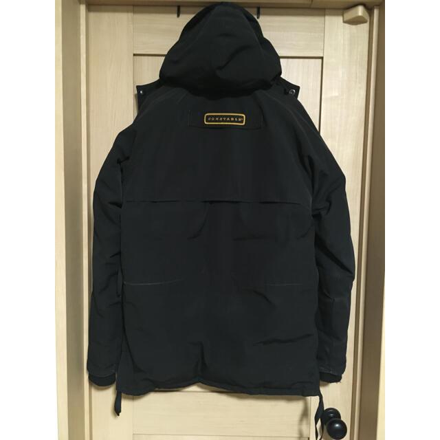 CANADA GOOSE(カナダグース)の【ジョージ様 専用】カナダグース コンスタブルパーカー サイズXS メンズのジャケット/アウター(ダウンジャケット)の商品写真