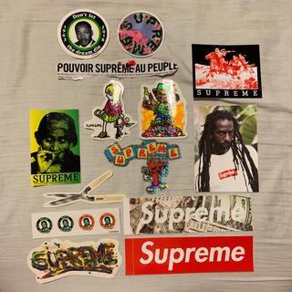 シュプリーム(Supreme)のSupreme ステッカー 14枚 box logo シュプリーム(その他)