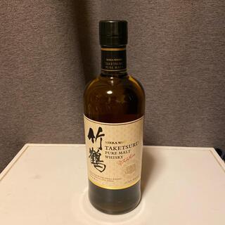 ニッカウイスキー(ニッカウヰスキー)の竹鶴ピュアモルト 700ml  新品12本(ウイスキー)