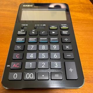 カシオ(CASIO)のcasio カシオ 電卓 S100(オフィス用品一般)