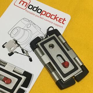 マンフロット(Manfrotto)のManfrotto 797 Modopocket 廃番品 薄型三脚 ITALY(その他)
