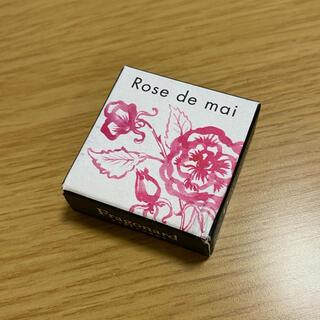 フラゴナール(Fragonard)のFragonard フラゴナール 練り香水 Rose de mai バラの香り(香水(女性用))