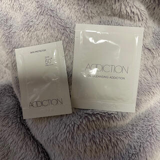 ADDICTION - ADDICTION 日焼け止め メイクアップベース オイルクレンジング