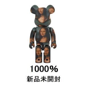 メディコムトイ(MEDICOM TOY)のBE@RBRICK Mona Lisa 1000% モナリザ MCT(その他)