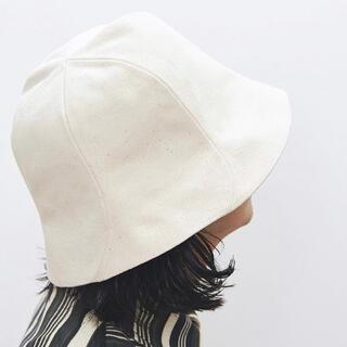 コモリ(COMOLI)のMASU WINDMILL HAT(ハット)