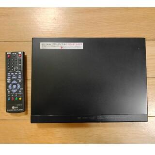 エルジーエレクトロニクス(LG Electronics)のLG ブルーレイディスクプレーヤー BP125(ブルーレイプレイヤー)