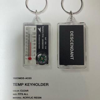ダブルタップス(W)taps)のDESCENDANT 19AW TEMP KEYHOLDER(キーホルダー)