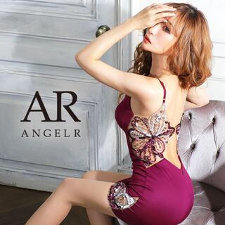 エンジェルアール(AngelR)の【新品】Angel R / エンジェルアール ミニドレス AR21305 PuS(ミニドレス)