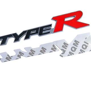 ホンダ - Honda typeR logo sticker 2 pcs 2つ