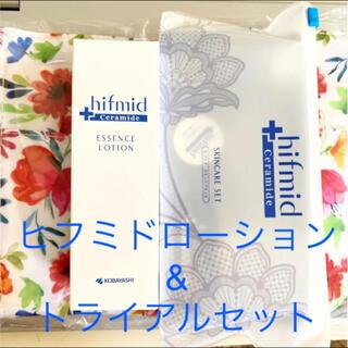 コバヤシセイヤク(小林製薬)のヒフミド ローション&トライアルセット(化粧水/ローション)