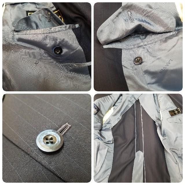 Balenciaga(バレンシアガ)のBALENCIAGA バレンシアガ✨高級 テイラードジャケット‼️ストライプ メンズのジャケット/アウター(テーラードジャケット)の商品写真