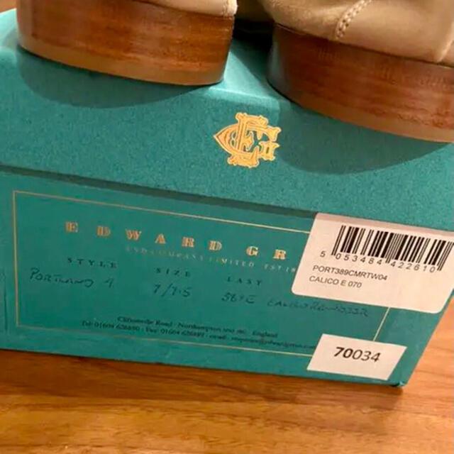 EDWARD GREEN(エドワードグリーン)の値下げしました!エドワード・グリーン  タッセルローファー メンズの靴/シューズ(スリッポン/モカシン)の商品写真