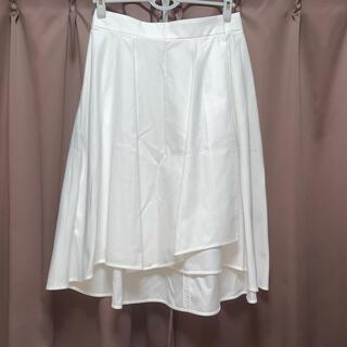 新品 R アール トーマスメイソン スカート 44 大きいサイズ 日本製(ひざ丈スカート)