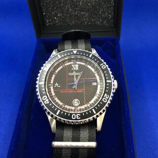 セイコー(SEIKO)の世界限定300本 SEIKO×カウボーイビバップ コラボ腕時計(腕時計(アナログ))