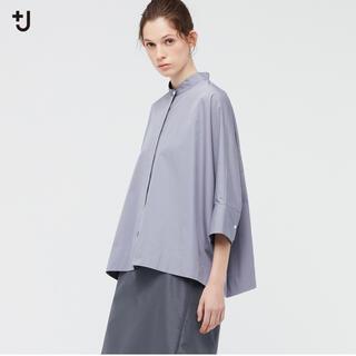 ユニクロ(UNIQLO)のスーピマコットンドルマンスリーブシャツ(シャツ/ブラウス(長袖/七分))