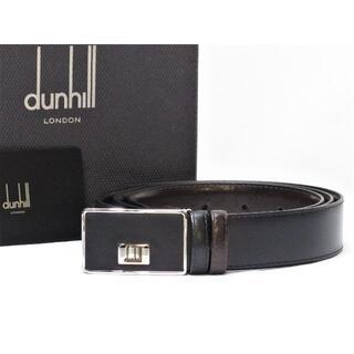ダンヒル(Dunhill)のダンヒル レザー ベルト (107/42) イタリア製 DUNHILL(ベルト)