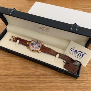 ガガミラノ(GaGa MILANO)のガガミラノ 腕時計(腕時計)