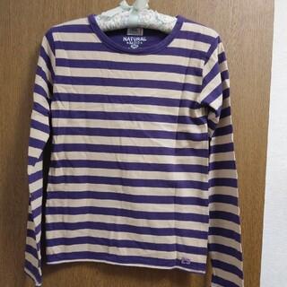 ラフ(rough)のお値下げ❗rough長袖Tシャツ Mサイズ(Tシャツ(長袖/七分))