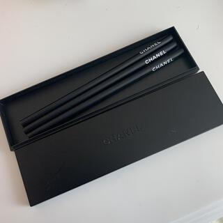 シャネル(CHANEL)のシャネル 鉛筆 筆箱 セット(ペンケース/筆箱)