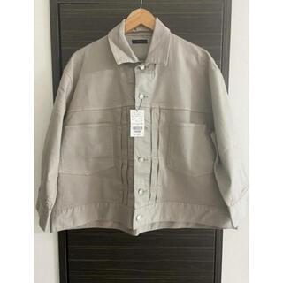 ロペ(ROPE)のROPE デニムジャケット 12100円  新品 タグ付き(Gジャン/デニムジャケット)