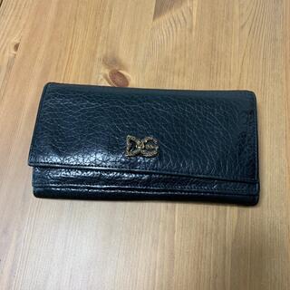 ドルチェアンドガッバーナ(DOLCE&GABBANA)のD&G 長財布(長財布)