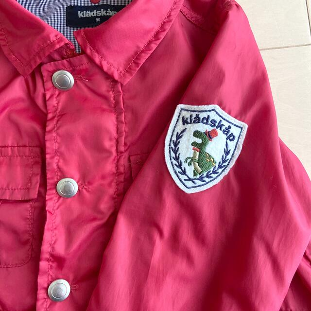 kladskap(クレードスコープ)のクレードスコープ ジャケット 90 キッズ/ベビー/マタニティのキッズ服男の子用(90cm~)(ジャケット/上着)の商品写真
