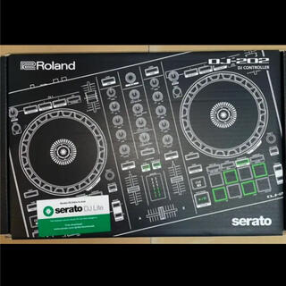 DJ-202 ローランド(DJミキサー)