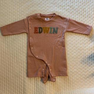 エドウィン(EDWIN)のEDWIN カバーオール 70〜80(カバーオール)