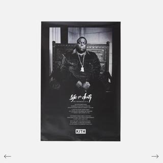 シュプリーム(Supreme)のKith for The Notorious B.I.G  Poster(ポスター)