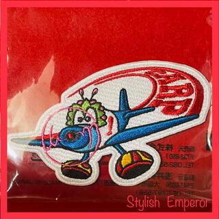 広島東洋カープ - 広島東洋カープ【プロペラ機】スラィリーワッペン1枚