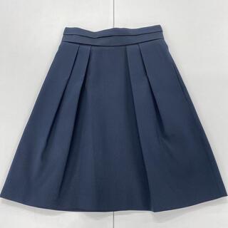 ブルーガール(Blugirl)のブルーマリン ネイビー スカート 38(ひざ丈スカート)