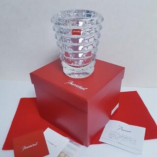 バカラ(Baccarat)のバカラ アルルカン フラワーベース 花瓶 クリスタル(花瓶)