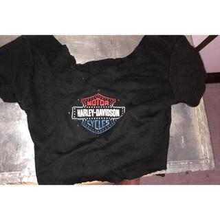 ハーレーダビッドソン(Harley Davidson)のハーレーダビッドソン ショート丈 Tシャツ(Tシャツ(半袖/袖なし))