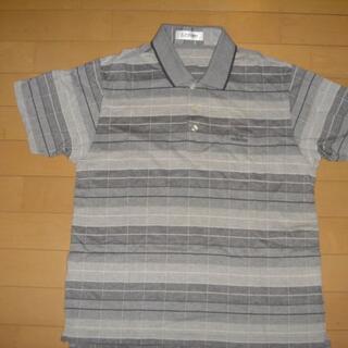 ユーピーレノマ(U.P renoma)のrenomaレノマ 半袖ポロシャツ サイズM 新品同様(ポロシャツ)