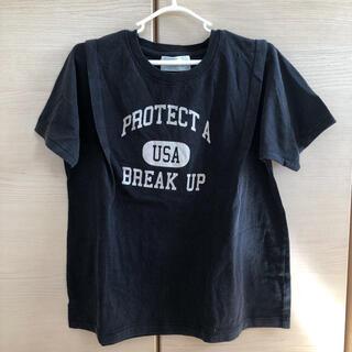 ロデオクラウンズ(RODEO CROWNS)のロデオクラウンズ★Tシャツ美品 古着(Tシャツ(半袖/袖なし))
