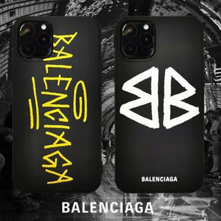 バレンシアガ(Balenciaga)の最終値下げ!バレンシアガ iPhone11pro yellow color(iPhoneケース)