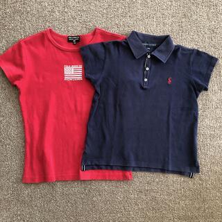 ラルフローレン(Ralph Lauren)のラルフローレン 150 cm  ガール2枚セット(Tシャツ/カットソー)