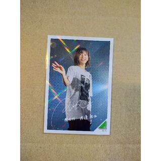 ケヤキザカフォーティーシックス(欅坂46(けやき坂46))の渡邉理佐 お茶漬けカード(女性タレント)